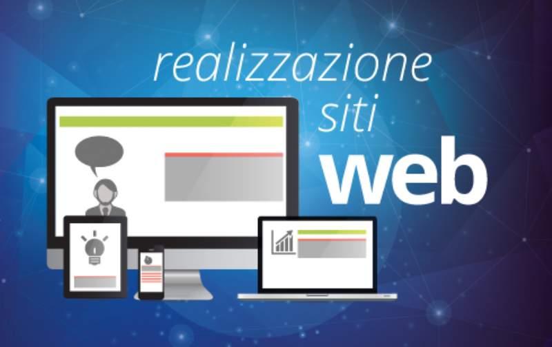 fare sito web