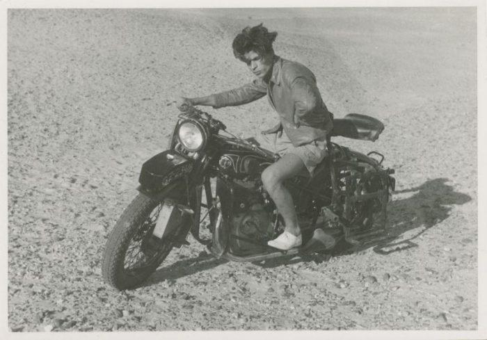 viaggiare in moto