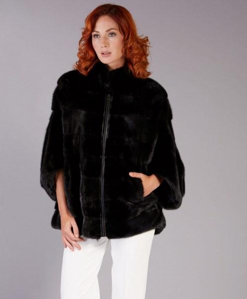 giacca in pelliccia di visone valore