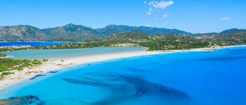 spiaggia del giunco villasimius sardegna